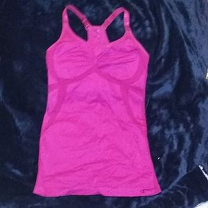 Pink compression tank-top - Champion, POWER TRAIN